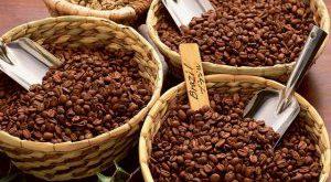 دانه قهوه درجه یک