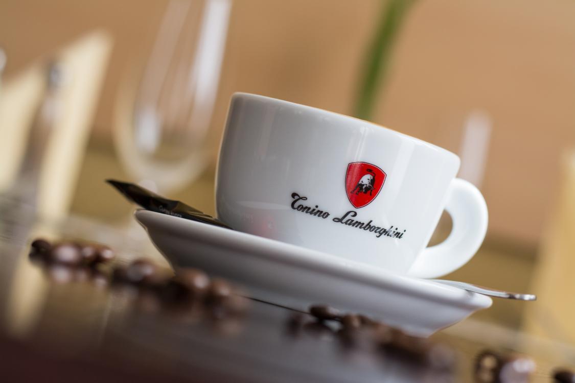قهوه لامبورگینی