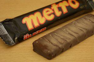 خرید شکلات مترو