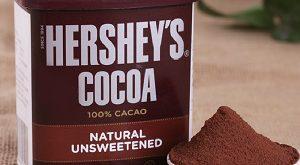 قیمت پودر کاکائو هرشیز