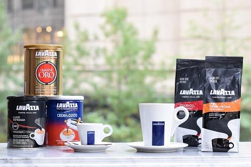 پخش قهوه لاواتزا