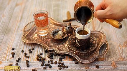 فروش قهوه ترک عمده